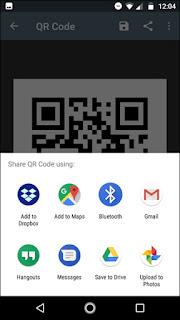Cara Membuat QR Code Di Android ( QR Code Generator)