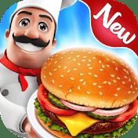 Food Court Fever: Hamburger 3 Unlimited (Money - Diamonds) MOD APK