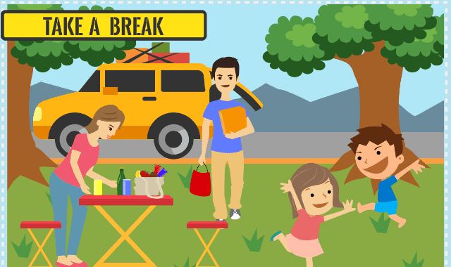 How To Survive: A Road Trip With Kids