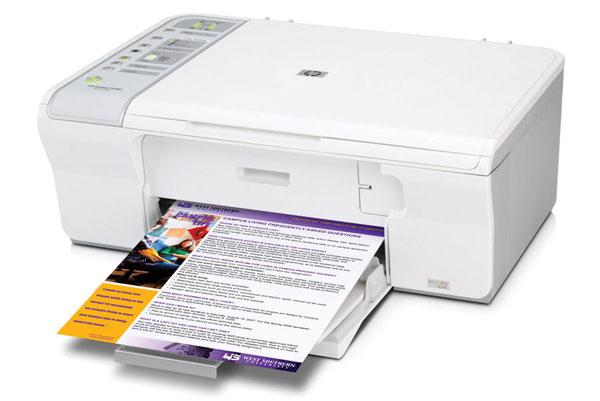 Impressora deskjet hp f4280 youtube.