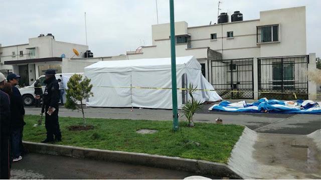 """""""FUERON LOS ENCAPUCHADOS QUIENES ASESINARON A MIS PADRES"""" COMANDO ARMADO DE ENCAPUCHADOS EJECUTAN A 11 DURANTE UNA FIESTA EN HIDALGO"""
