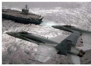 Боевые самолеты морской авиации США