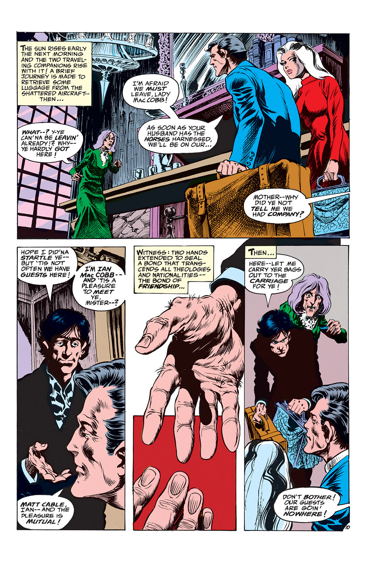Swamp Thing (1972) Issue #4 #4 - English 11