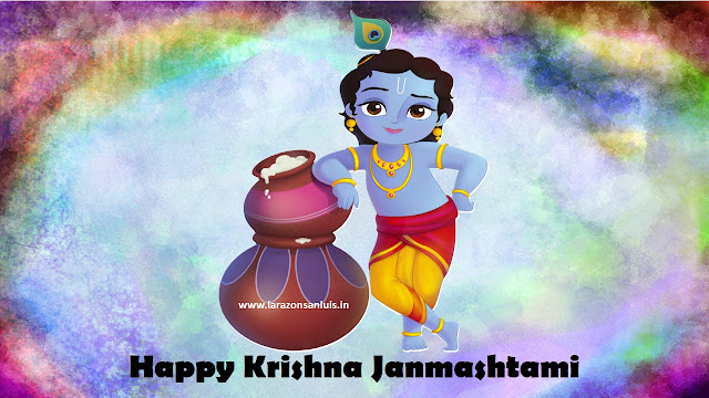 happy krishna janmashtami wishes images