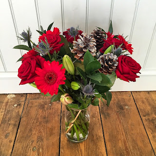 festive flowers from prestige flowers