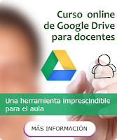 Curso de Google Drive para docentes
