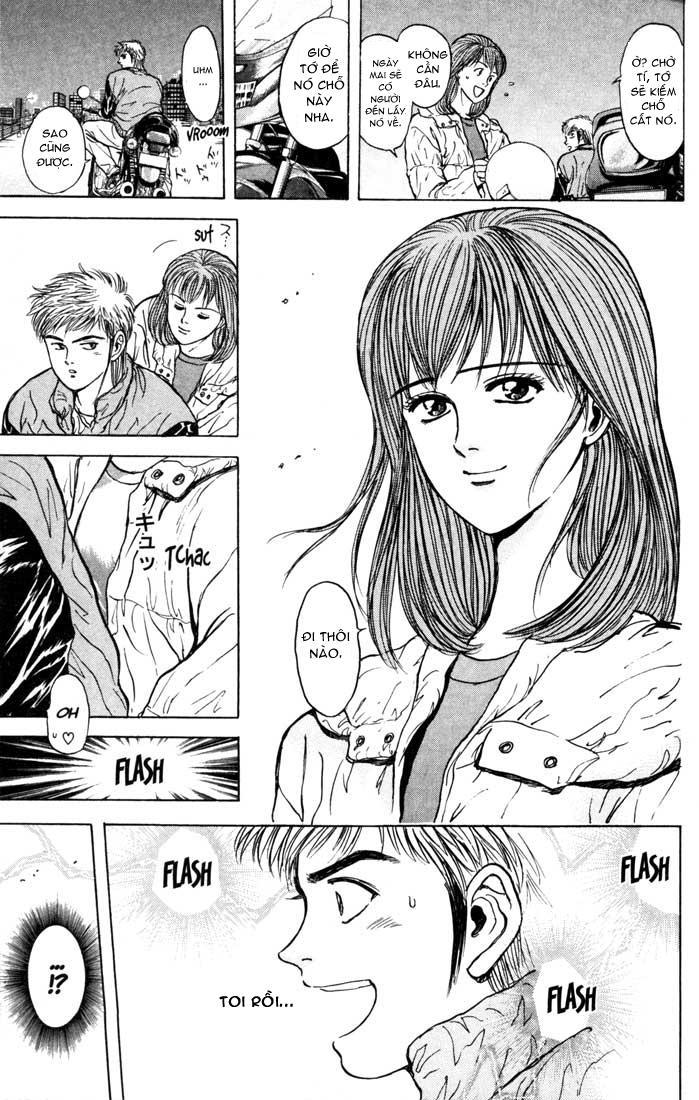 Psychometrer Eiji chapter 35 trang 13