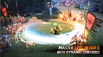 Kingdom Warrior Android Game screenshot 3