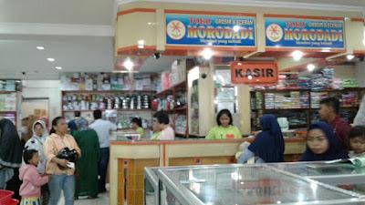 Toko Morodadi Purwokerto - Jawa Tengah