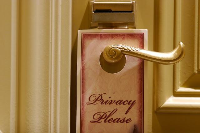 Monitoreo + Concientización = Expectativa de Privacidad