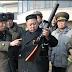 North Korean Dictator Executes Five Senior Officials With Anti-Aircraft Guns
