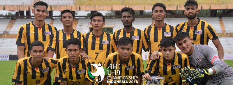 Malaysia AFC B19 2018