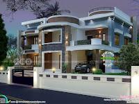 modern 6 bedroom house designs
