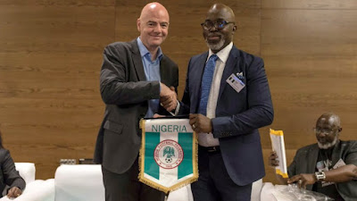 Football Suspension: FIFA, Nigerian Govt. Reach Agreement