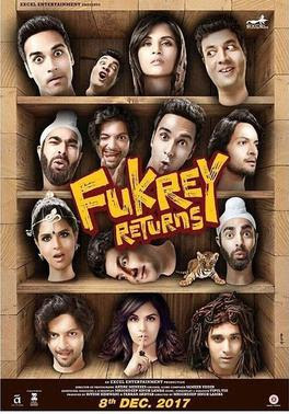 Fukrey Returns 2017 Hindi Official Trailer 720p HD Download
