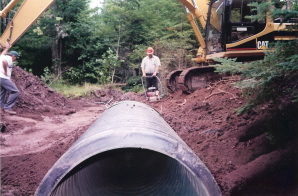 Modern Home Design Ideas By Honoriag Culvert Installation