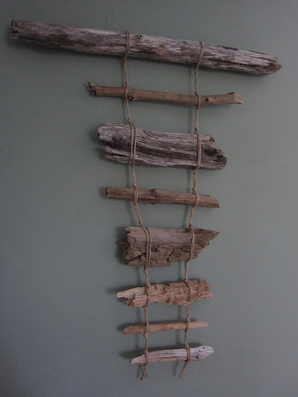 Good Better Nest: Driftwood Wall Hanging