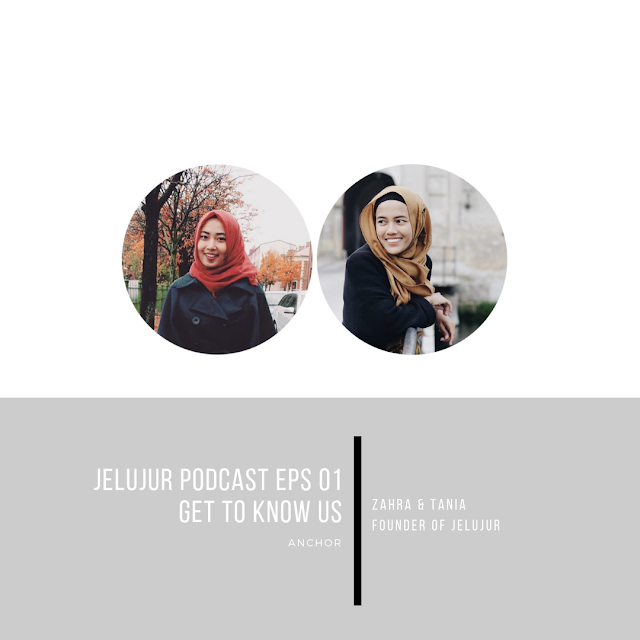 PODCAST JELUJUR EPS 01 - GET TO KNOW US