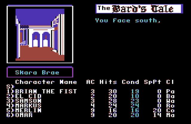 Vous préférez les jeux micros ou consoles ? Bards-tale-1