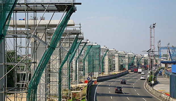 Penundaan Proyek Infrastruktur Tidak Efektif Memperkuat Perekonomian