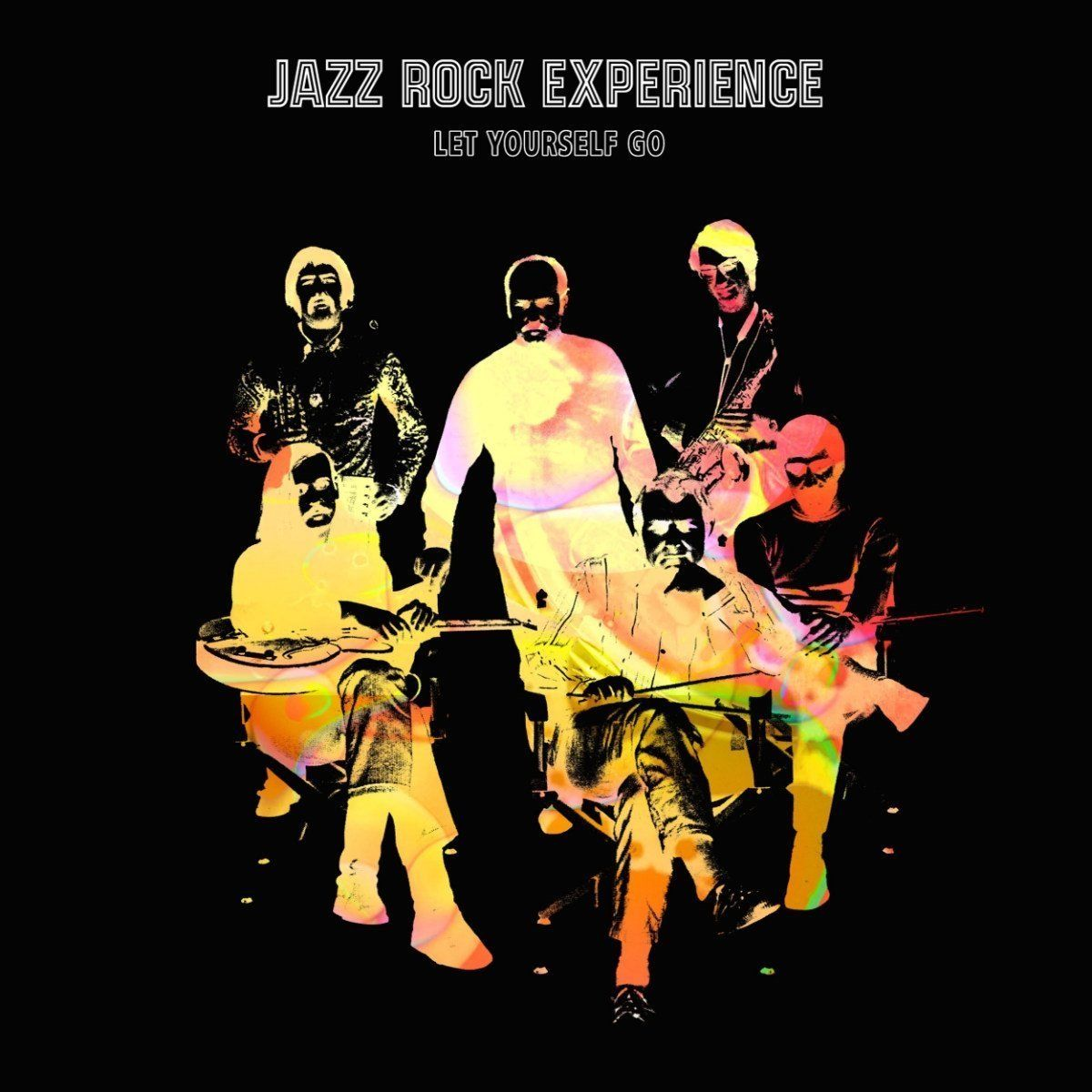 "Jazz Rock Experience ""Let Yourself Go"" {1969-70} Swiss Jazz Funk,Jazz Rock"