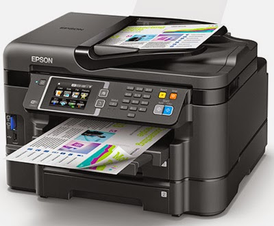 epson wf-3640 review