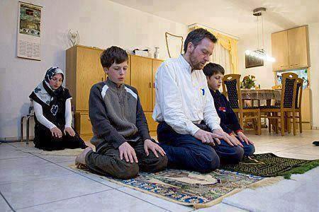apostat-kabyle: Un famille d'Européens convertie à l'islam ...