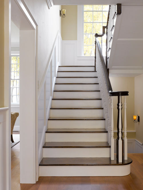 Architext By Arrol Gellner How To Calculate Stairs Period   U Shaped Staircase Design   Round Shape   Traditional   House   Tiny   L Shaped