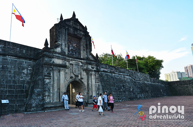 Best Places to go visit in Manila 2017