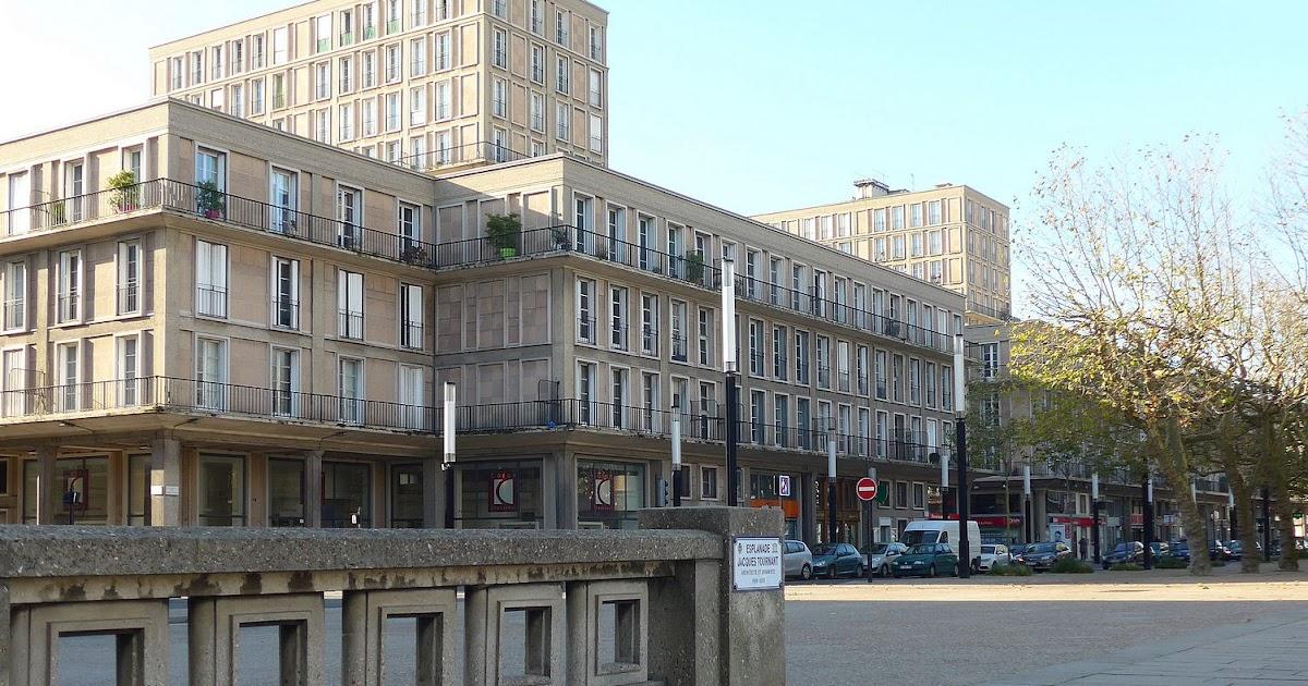 Art Utile  Le Havre      Sauv U00e9 Par Les Monuments Historiques