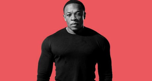 Les premières images de la série sur Dr Dre