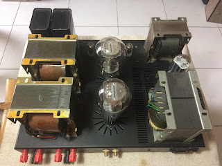 Audio Note Kit 1 SET 300B Tube Amp Sold AN%2Btop%2B2