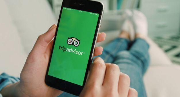 Aplikasi TripAdvisor