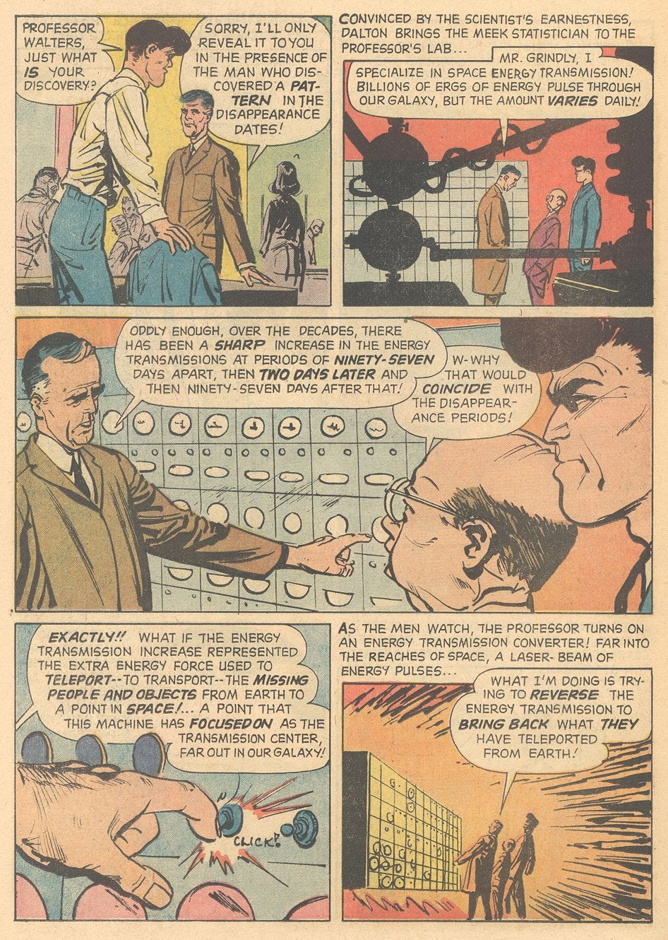 The Outer Limits issue 1 - Page 10