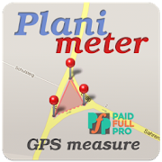 Planimeter GPS area measure Paid APK