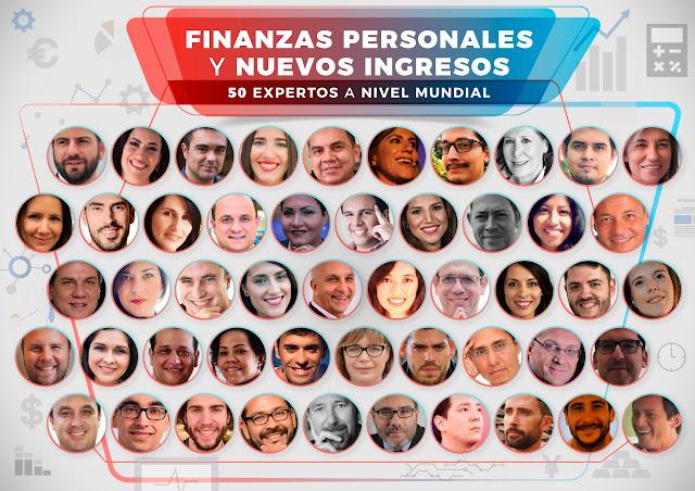 """Evento """"Finanzas personales y nuevos Ingresos"""""""