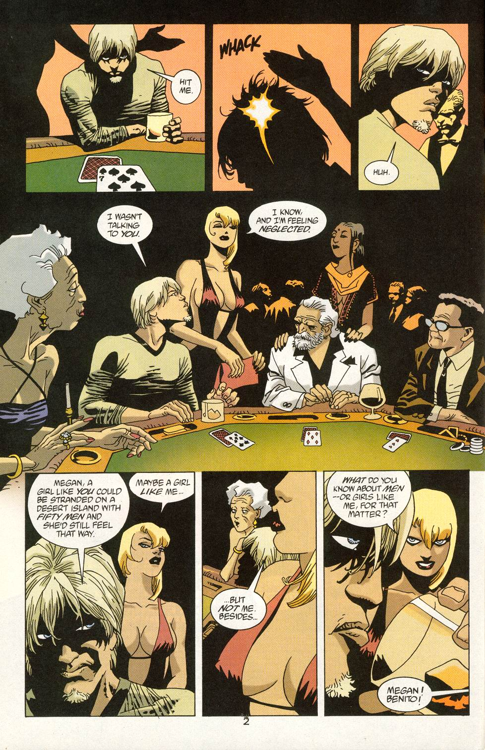 Read online 100 Bullets comic -  Issue #24 - 4