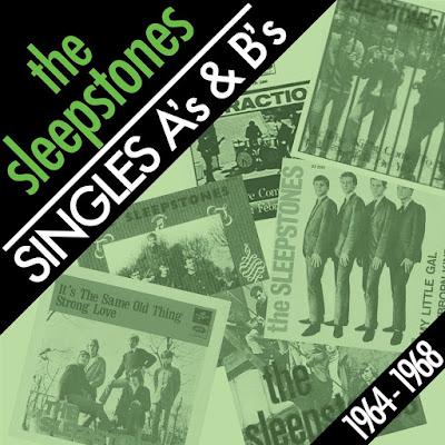The Sleepstones - Singles A's & B's (1964-1968) (2014 Sweden)