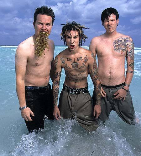 ee6fcfb87a54 Celebrities Flash  Song of the week  Blink-182 - Online Songs