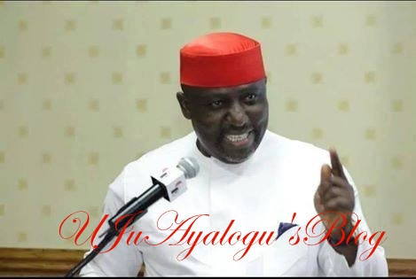 It is time for my son-in-law to be governor – Okorocha