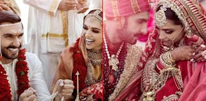 Ranveer Singh, Deepika Padukone debut as Mr & Mrs!