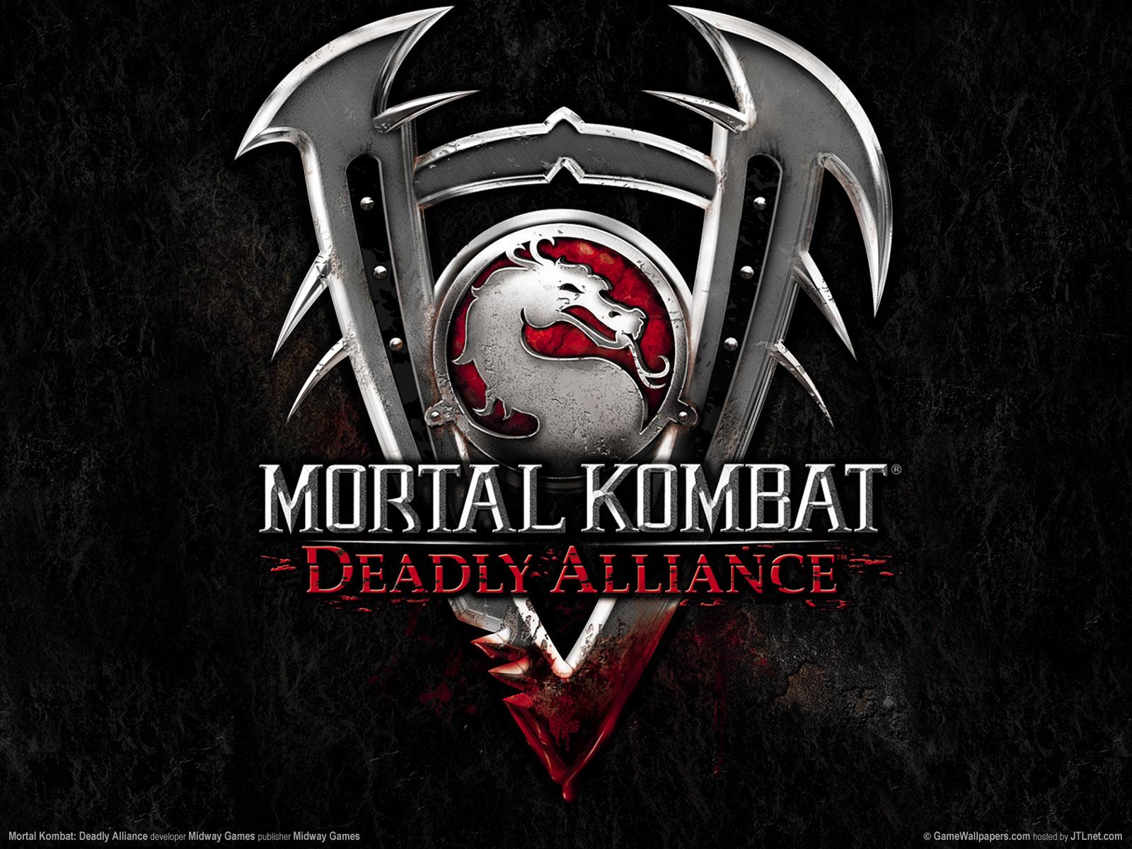 A Million Of Wallpapers Com Mortal Kombat Deadly Alliance
