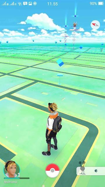 Yes!! Begini cara download dan main Pokemon Go