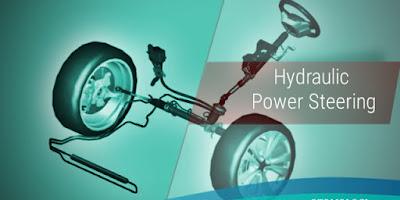Hydraulic Power Steering Fungsi Dan Cara Kerja Power Steering