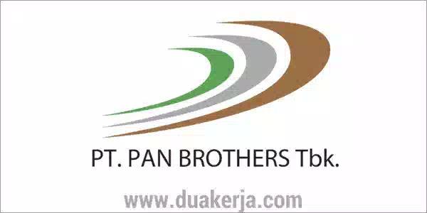 Lowongan Kerja PT Pan Brothers untuk SMA SMK D3 S1 Terbaru 2019