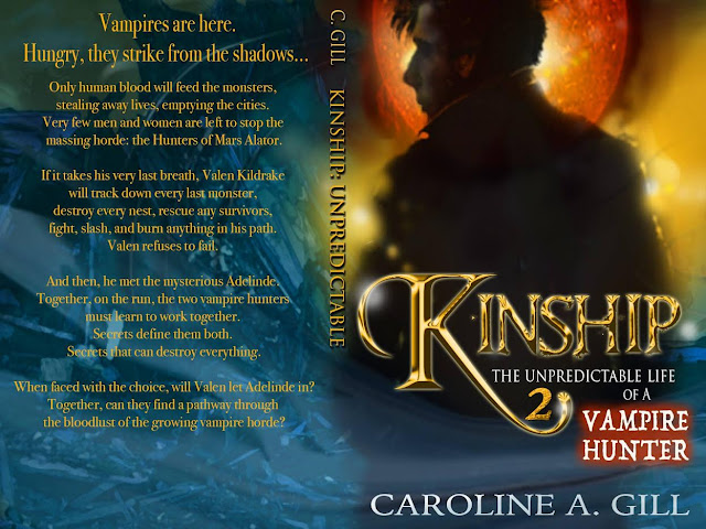 Roxy's Reviews: Double Cover Reveal + #Giveaway: Kinship by