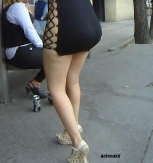Mujeres culonas pilladas