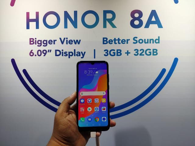 Honor 10 Lite Akhirnya Ada di Indonesia