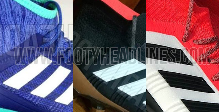 a0fa45709d1d Here Are All Adidas Predator 18 Boots Leaked So Far - Footy Headlines