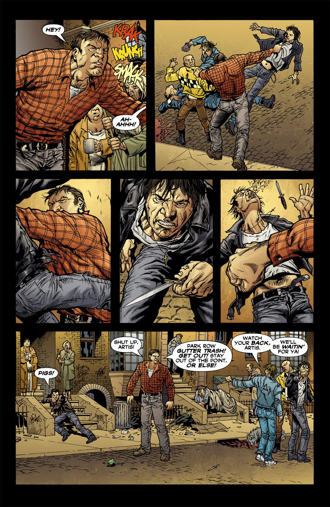 Detective Comics (1937) 807 Page 6